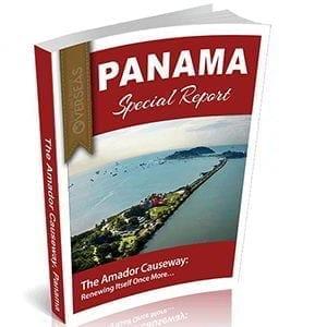 Amador Causeway, Panama City, Panama