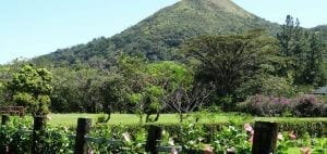 el valle panama background