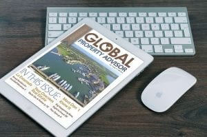 global property advisor on ipad