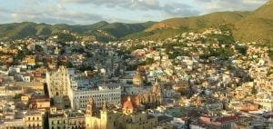 guanajuato mexico background