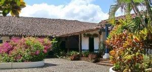 la villa de los santos panama background