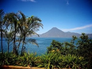 lake atitlan guatemala background