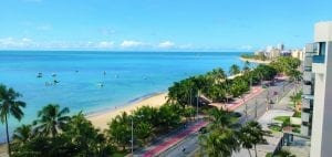 maceio brazil background