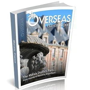 Marais, Paris, France | Overseas Haven Report