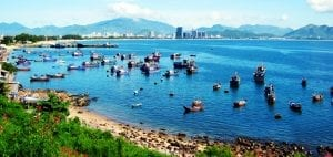 nha trang vietnam background