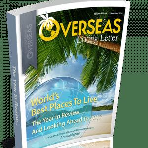Overseas Living Letter
