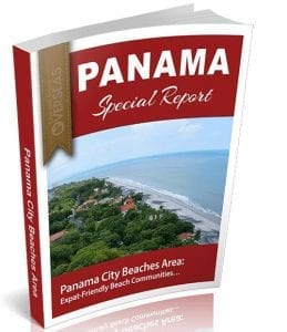 Panama City Beaches Area