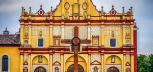san cristobal de las casas mexico background