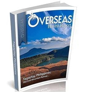 Tagaytay, Philippines | Overseas Haven Reports