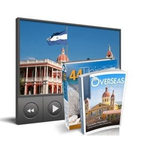 Live and Invest in Nicaragua Home Conference Kit