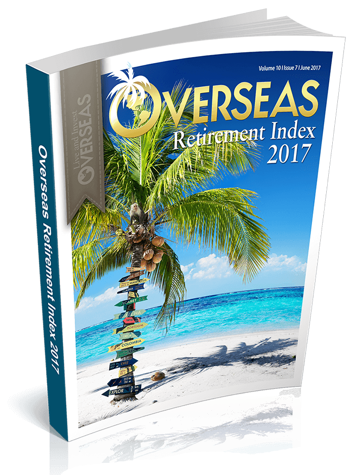overseas retirement index 2017