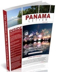 Panama Letter | 1 Year
