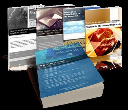 passport to freedom residency kit thumbnail