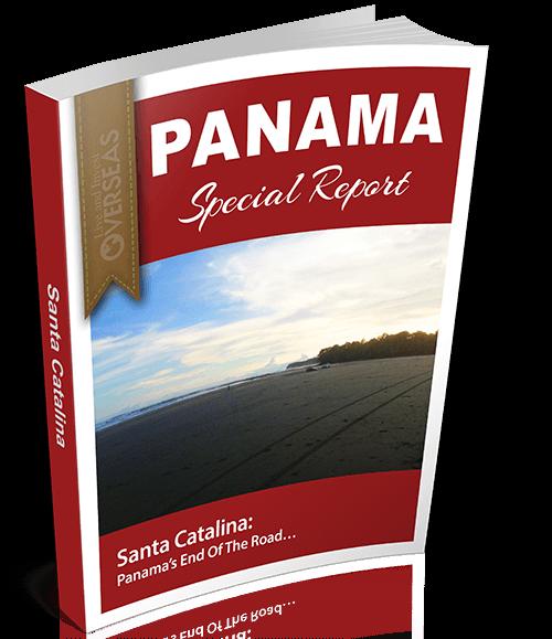 Santa Catalina Panama Special Report