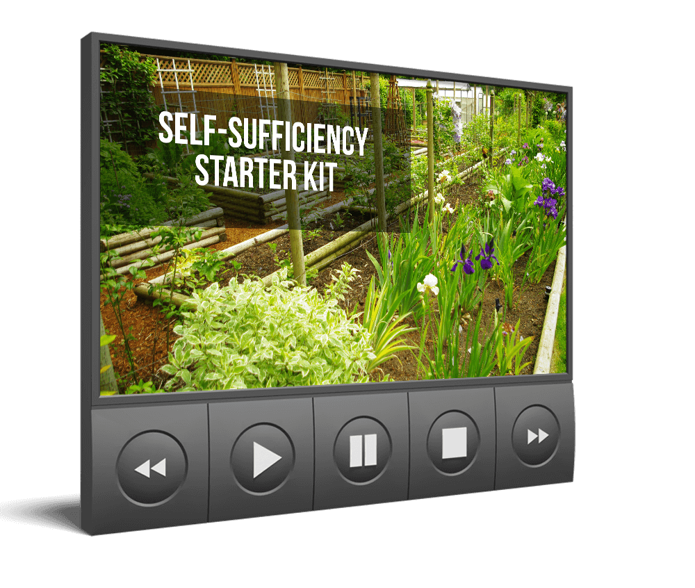 self sufficiency starter kit thumbnail screen