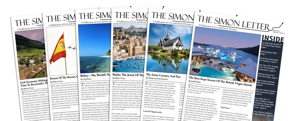 spread of simon letter issues