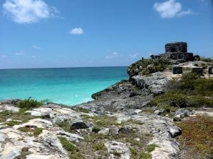 tulum-mexico-background