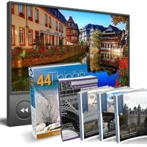 Live And Invest In France Home Conference Kit