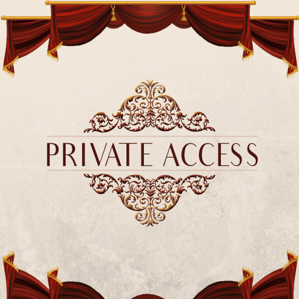 Private Access Image