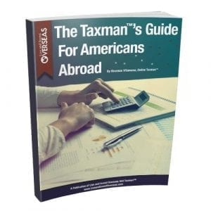 Taxman's Guide For Americans Abroad