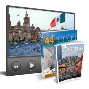 Live and Invest in Mexico Home Conference Kit