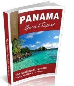The Pearl Islands, Panama
