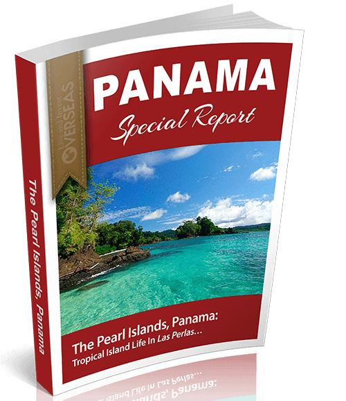 The Pearl Islands, Panama