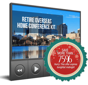 retire overseas home conference kit thumbnail