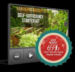 Self-Sufficiency Starter Kit