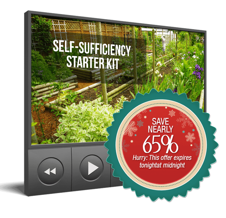 Self-Sufficiency Starter Kit
