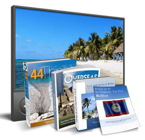 2018 Live and Invest in Belize Home Conference Kit