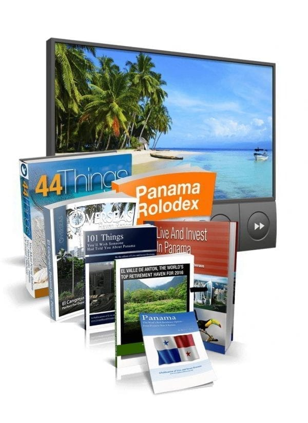 2018 Live and Invest in Panama Home Conference Kit
