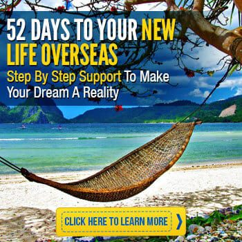 """52 Days To Your New Life Overseas"""
