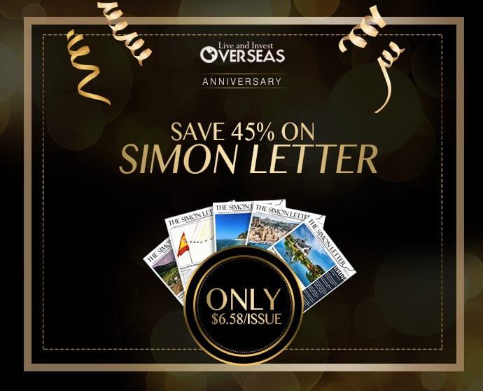 simon letter promo anniversary sale