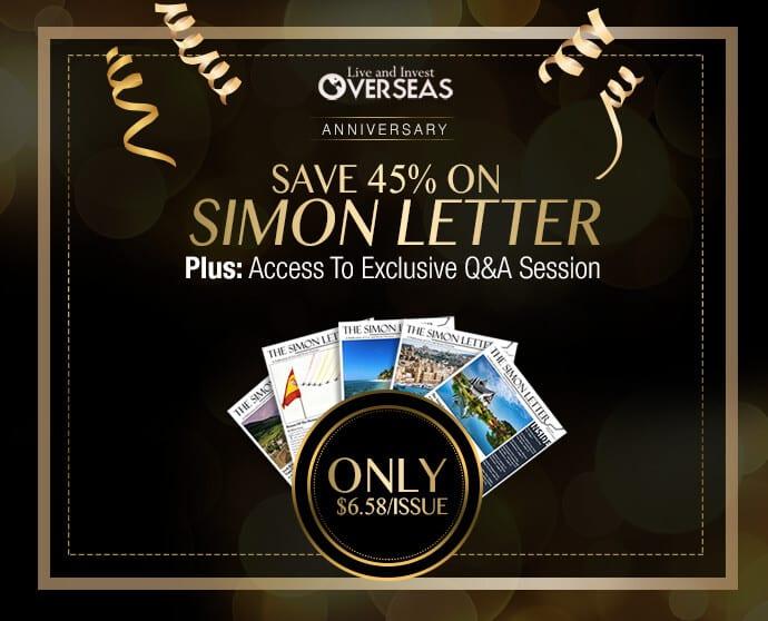 Simon Letter - Anniversary