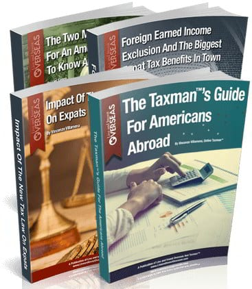 Taxman's Guide For Americans Abroad (Premium Edition)