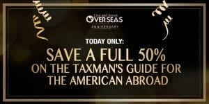 Taxman's guide for the american abroad