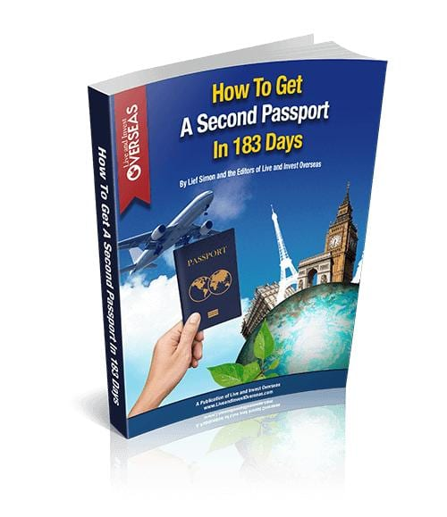 How To Get A Second Passport In 183 Days