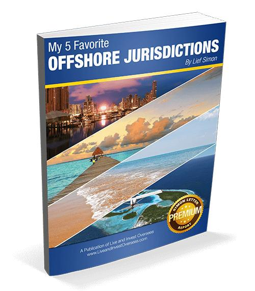 My 5 Favorite Offshore Jurisdictions