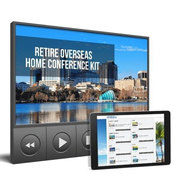 2018 Live and Invest Overseas Home Conference Kit