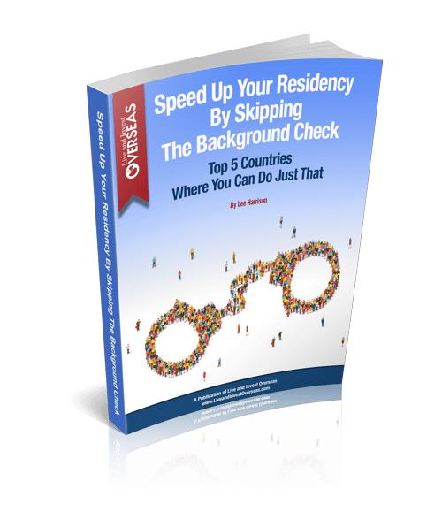Speed Up Your Residency By Skipping The Background Check