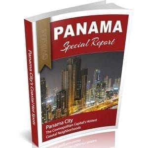 panama coastal hot spots