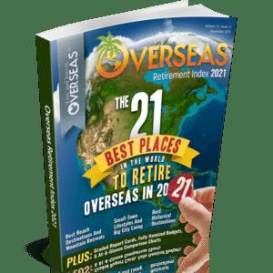 overseas retirement index 2021