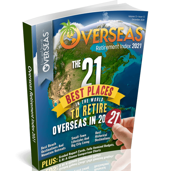 Retire Overseas Index 2020