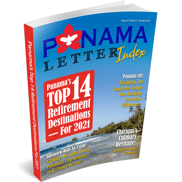 Panama Letter Index