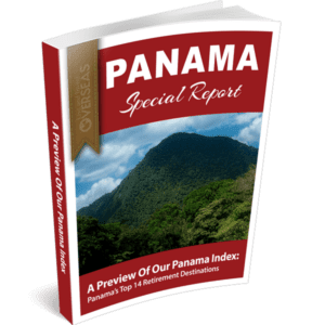 Panama Top 14 Destinations PSR